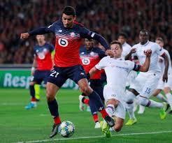 Lille - Chelsea 1: 2