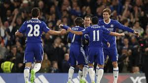 2nd round of Champions League: Lille OSC - Chelsea London 1-2 (1-1)