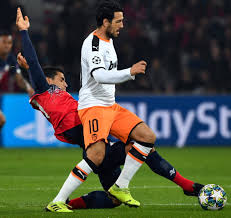 Champions League Lille snatches draw against Valence but is almost eliminated