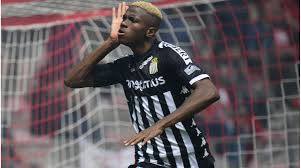 Osimhen in Lille: From 0-goal striker for the Wolves to the most successful Ligue 1 attacker