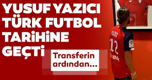 Last minute: Lille officially announced the transfer of Yusuf Yazıcı - Sports News