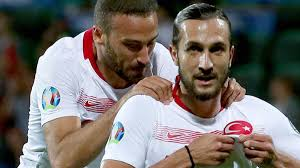 Great goal in Lille training from Yusuf Yazıcı