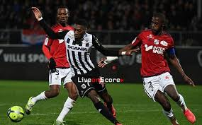 Lille - Angers 2: 1