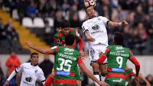Marítimo draws to zero with Lille