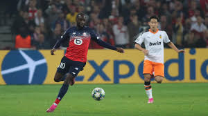 Champions League Ikoné allows Lille to snatch a draw against Valence